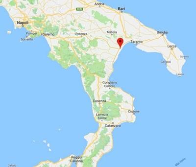 Metaponto Cartina Geografica.Metaponto Cosa Vedere E Dove Si Trova La Famosa Citta Greca