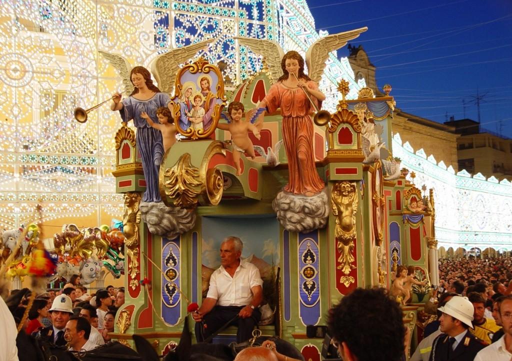 Festa della Bruna Matera: Programma e Storia del 2 Luglio